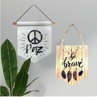 Flâmulas Decorativas