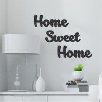 Letras e Palavras Decorativas Pintadas