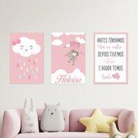 Placas Decorativas Infantis