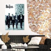 Placas Decorativas de Bandas de Rock