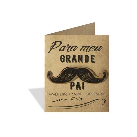 Super Ímã e Cartão - Pai Cavalheiro - GEGUTON