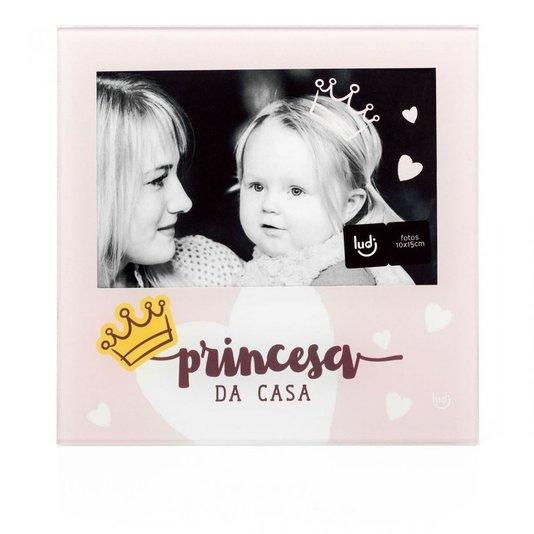 Porta Retrato Bebê Princesa - Princesa Do Dia - LUDI