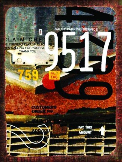Placa Decorativa Música Música 9517