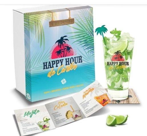 Kit Drink Do Caribe - KATHAVENTO