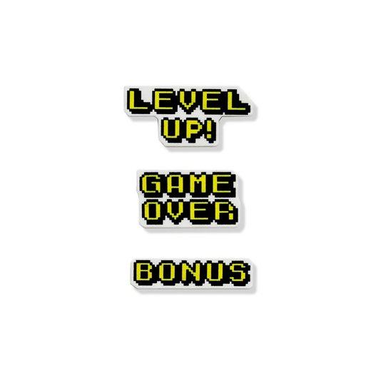 Super Ímã Palavras Pixel - GEGUTON