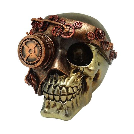 Caveira Grande de Resina Exterminator Mask - URBAN
