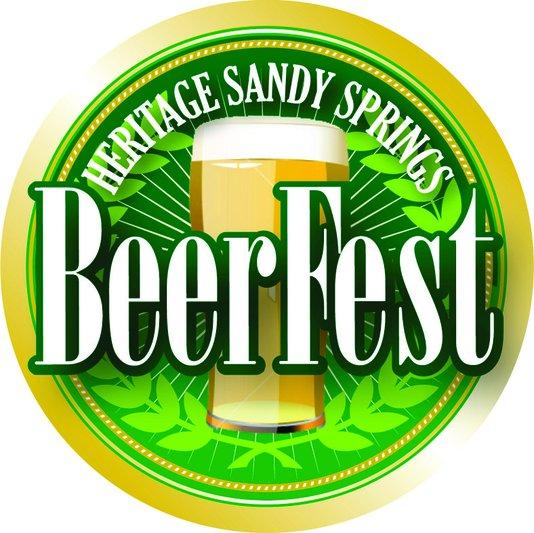 Placa Decorativa Redonda Beer Fest