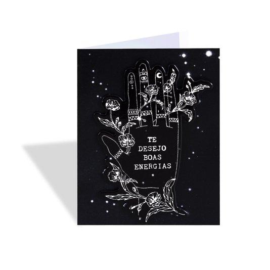 Super Ímã e Cartão - Boas Energias - GEGUTON