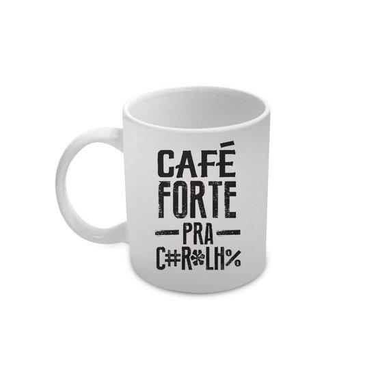 Caneca Café Forte - SIMAS