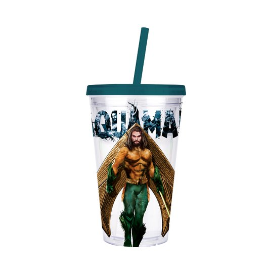 Copo Canudo Aquaman Movie - URBAN