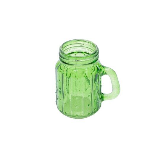 Copo de Vidro Para Dose Cactus Verde - URBAN
