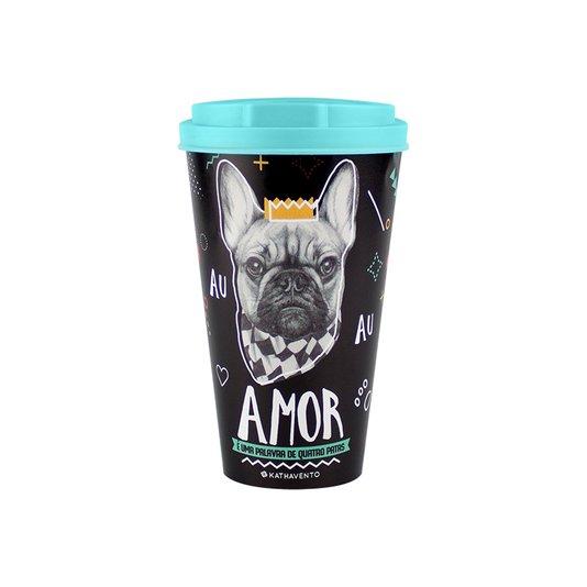 Copo Fun Cachorro Amor - KATHAVENTO