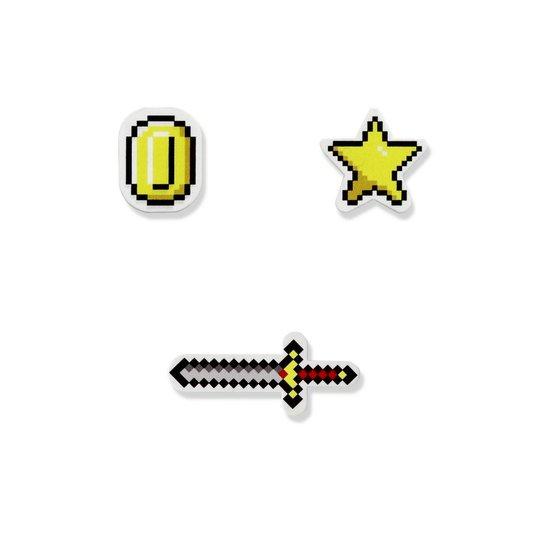 Super Imã Ícones Pixel - GEGUTON