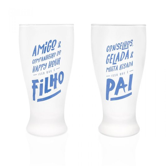 Kit de Tulipas Pai e Filho - LUDI
