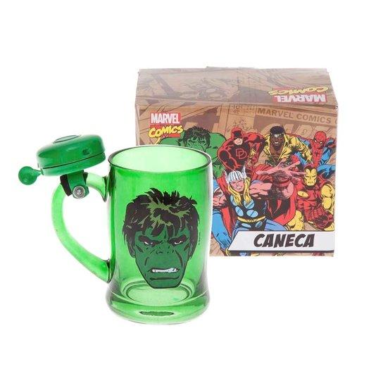 Caneca com Campanhia Hulk