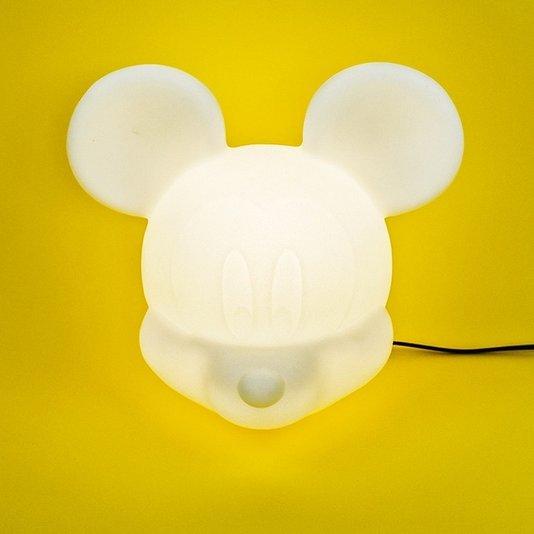Luminária Mickey Branca - USARE