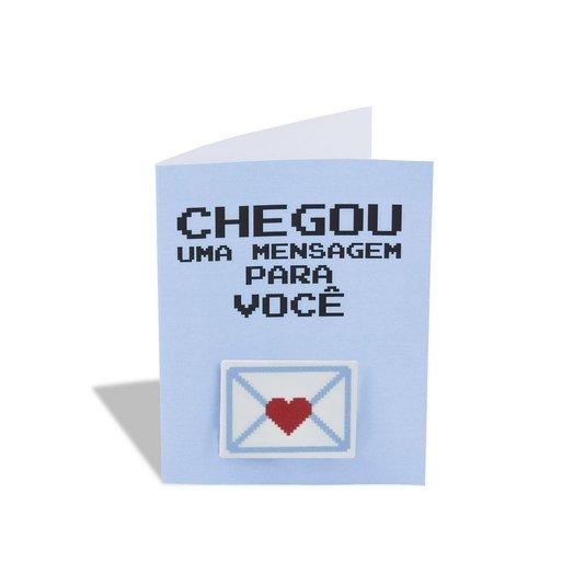Super Ímã e Cartão - Mensagem Para Você - GEGUTON