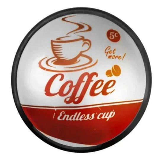 Luminária de Parede Sing Coffee Branco - USARE