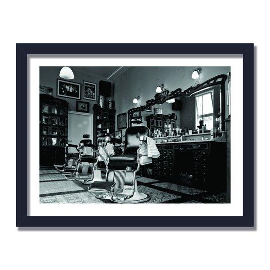 Quadro Decorativo Barbearia Barber Shop