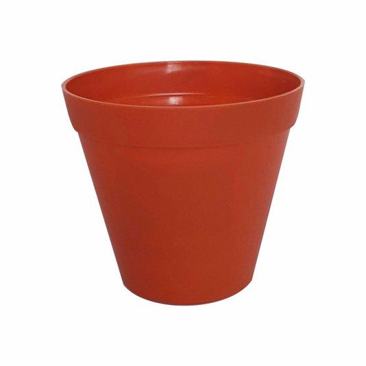 Vaso para Plantas 8x8cm - Terracota