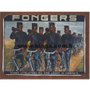 Placa Decorativa Vintage Fongers