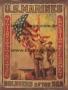 Placa Decorativa U.S Marines