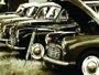 Placa Decorativa Carros Antigos