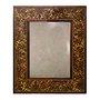 Moldura Para Espelho e Quadros  Decorativos em Pinus com Gravação em Gesso com fundo MDF/HDF e Vidro