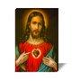 Quadro Painel em Tecido Canvas Jesus Cristo