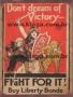 Placa Decorativa Fight For It!