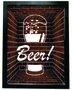 Quadro Porta Tampinhas Beer!