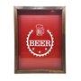 Quadro Porta Tampinhas Beer
