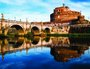Placa Decorativa Castelo de Santo Ângelo Itália