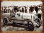 Placa Decorativa Carro Antigo de Corrida