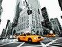 Placa Decorativa New York Estados Unidos