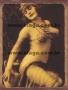 Placa Decorativa Vintage Pin-Up