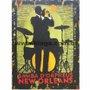 Placa Decorativa Vintage Samba D'orpheus  New Orleans