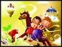 Placa Decorativa Infantil Crianças No Mundo Mágico