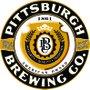 Placa Decorativa Redonda Pittsburgh Brewing Go.