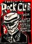 Placa Decorativa Tales Of The Rock Club