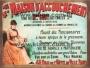 Placa Decorativa Publicidade Antiga  Maison D' Accochement