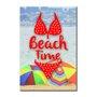 Placa Decorativa Coleção Mar Beach Time