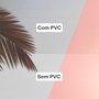 PVC Antirreflexo para Proteger Imagens de Quadros e Porta Retratos