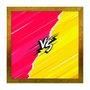 Quadro Decorativo Gamer Geek e Nerd VS